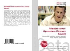 Bookcover of Adalbert-Stifter-Gymnasium (Castrop-Rauxel)
