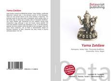 Portada del libro de Yama Zatdaw