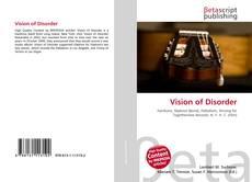 Vision of Disorder kitap kapağı