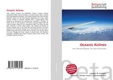 Capa do livro de Oceanic Airlines