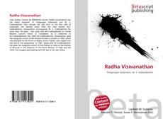 Bookcover of Radha Viswanathan