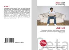 Bookcover of Active X