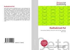 Bookcover of Radhabinod Pal