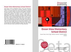 Bookcover of Ocean View Elementary School District