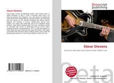 Steve Stevens的封面
