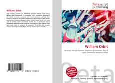 Portada del libro de William Orbit