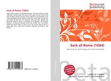 Bookcover of Sack of Rome (1084)