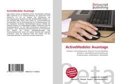 Bookcover of ActiveModeler Avantage