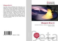 Zbogom Brus Li kitap kapağı