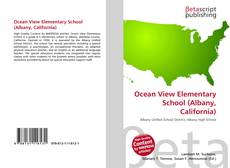 Bookcover of Ocean View Elementary School (Albany, California)