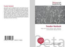 Bookcover of Teodor Narbutt