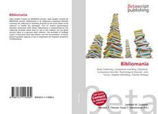 Bibliomania kitap kapağı