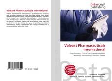 Bookcover of Valeant Pharmaceuticals International