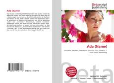 Bookcover of Ada (Name)