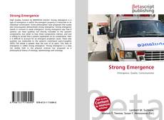 Bookcover of Strong Emergence