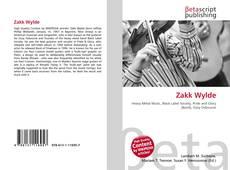 Bookcover of Zakk Wylde