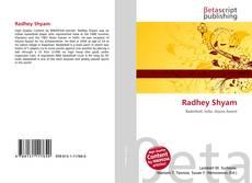Radhey Shyam kitap kapağı