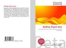 Radhey Shyam Kori kitap kapağı