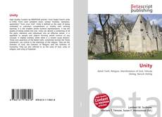 Buchcover von Unity