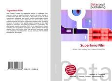 Buchcover von Superhero Film