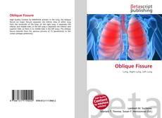 Bookcover of Oblique Fissure