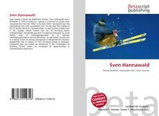 Capa do livro de Sven Hannawald