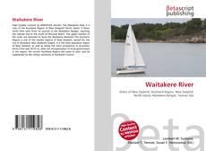 Bookcover of Waitakere River