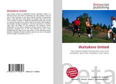 Bookcover of Waitakere United