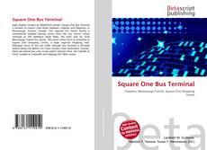 Square One Bus Terminal kitap kapağı