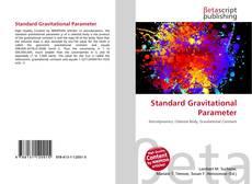 Bookcover of Standard Gravitational Parameter