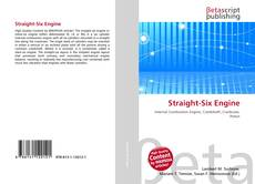 Bookcover of Straight-Six Engine