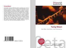 Bookcover of Tariq Masri