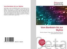 Buchcover von Vom Bordstein bis zur Skyline