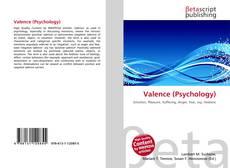 Portada del libro de Valence (Psychology)