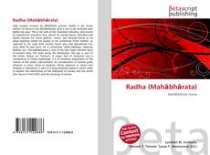 Portada del libro de Radha (Mahābhārata)