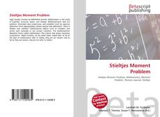 Bookcover of Stieltjes Moment Problem