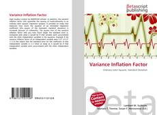 Bookcover of Variance Inflation Factor