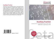 Bookcover of Auxiliary Fraction