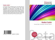 Bookcover of Raden Saleh