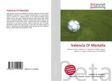 Bookcover of Valencia CF Mestalla