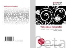 Capa do livro de Variational Integrator