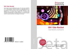 Bookcover of Oh! Edo Rocket