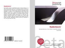 Bookcover of Radenkovic'