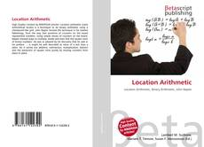 Buchcover von Location Arithmetic
