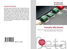 Borítókép a  Yamaha MU-Series - hoz
