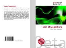 Buchcover von Sack of Magdeburg