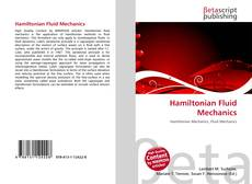 Couverture de Hamiltonian Fluid Mechanics