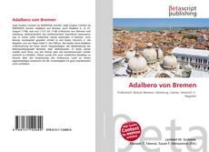 Bookcover of Adalbero von Bremen