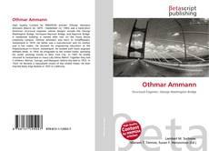 Othmar Ammann kitap kapağı