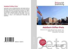 Buchcover von Adalbert-Stifter-Preis